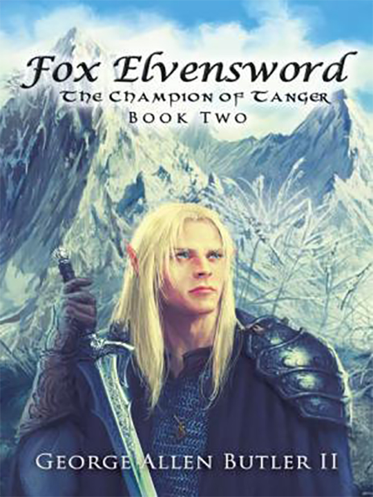 Fox Elvensword and the Champion of Tanger cover