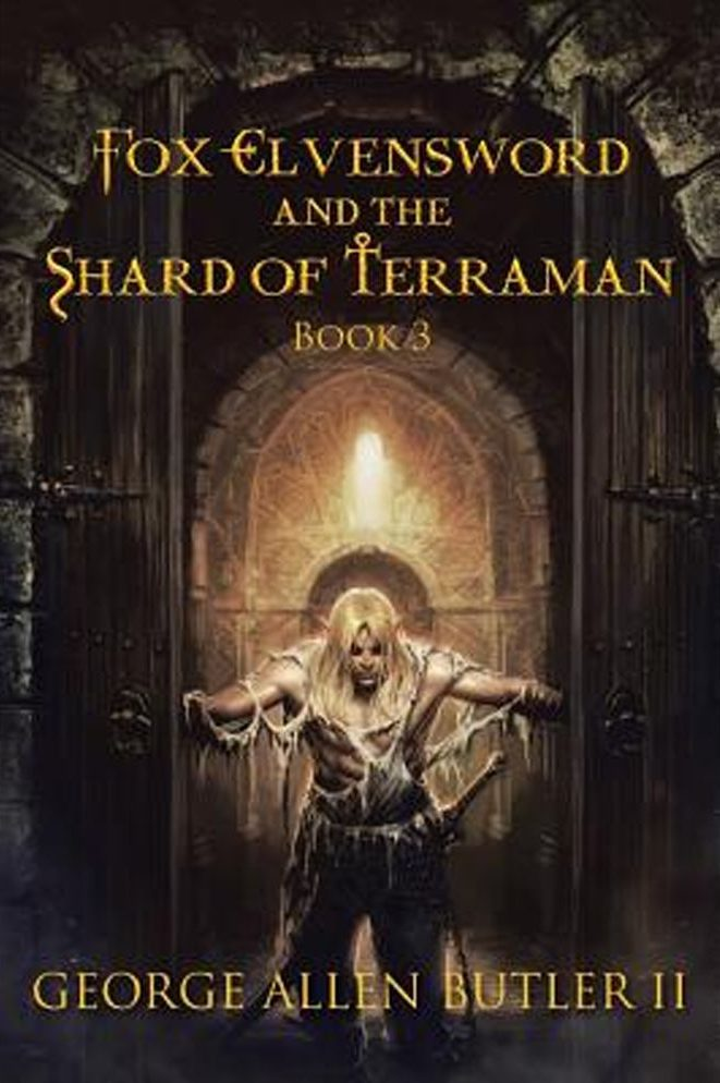 Fox Elvensword Shard of Terraman cover