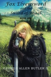 Book cover for the Sword of Bhaal